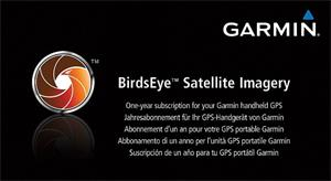 BirdsEye™ Satellite Imagery - karta