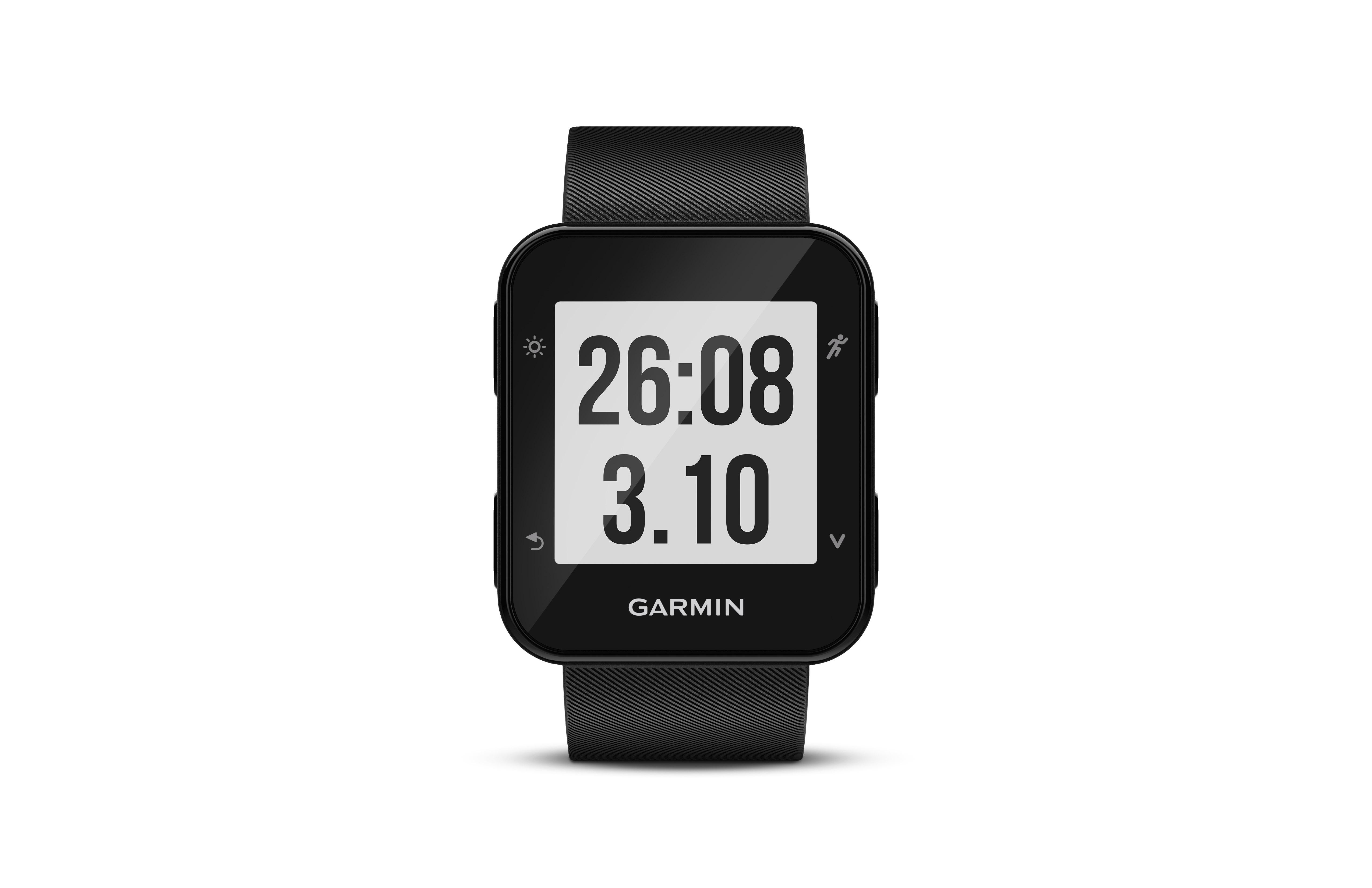 Åportové hodinky s GPS a pulzomerom na zápäst
