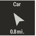 inReach Mini NAvigation