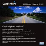 MapSource City Navigator Mexico NT, CD