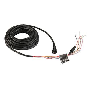 NMEA 0183 Napájací/Dátový kábel s konektorom
