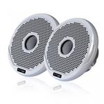 "4"" True Marine Speaker Pair - White"