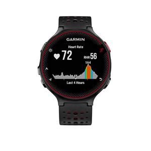 Forerunner 235, Black & Red