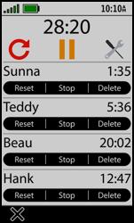 Alpha 200 Hunt Timer