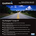MapSource City Navigator Europe NT, DVD