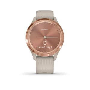 vivomove 3S Light Sand/Rose Gold, Silicone